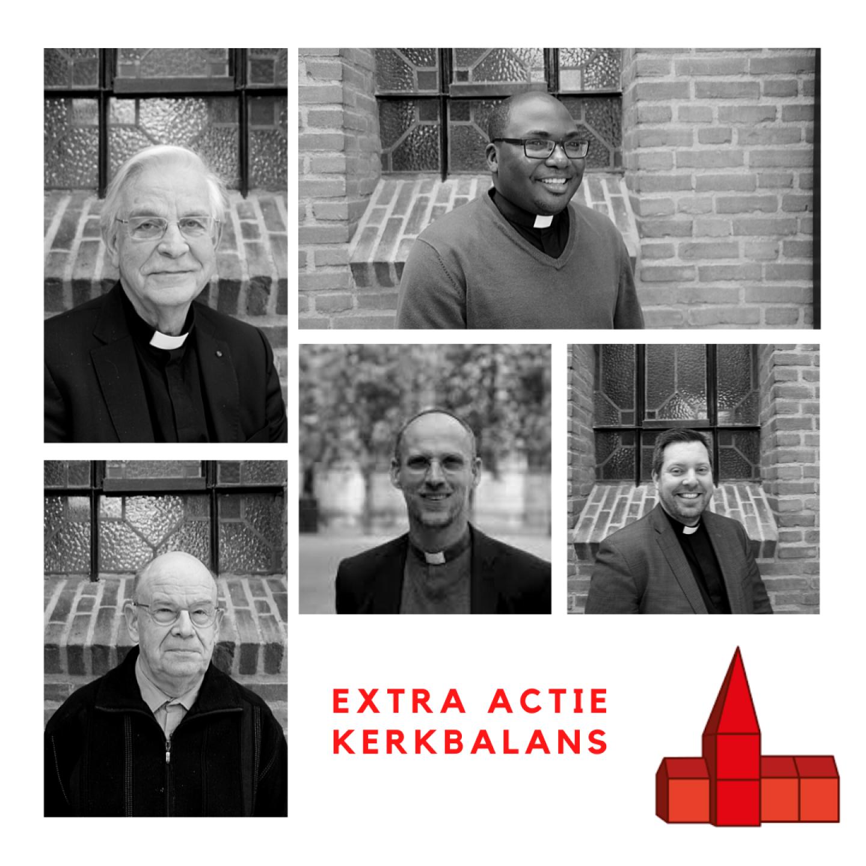 Extra actie kerkbalans